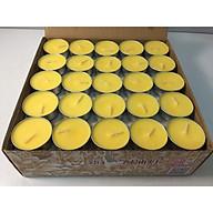 Nến Bơ 100 viên không mùi không khói đảm bảo nến bơ sạch 100% thumbnail