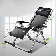 Ghế gấp ghế xếp ghế ngủ văn phòng gấp gọn tiện dụng ngủ trưa ngả lưng thành giường gấp lên thành ghế tiện dụng - Hàng chính hãng thumbnail