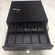 Ngăn kéo đựng tiền 10 ngăn tiền giấy size lớn MAKEN MK410 - Hàng nhập khẩu thumbnail