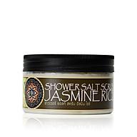 Muối tắm hương Hoa Nhài Body Salt Scrub Jasmine (350gram) thumbnail