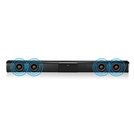 BT Sound Bar Wired & Wireless Stereo TV Soundbar 2000mAh Audio Speaker with Built-in Subwoofer Support Remote Control TF thumbnail