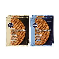 Combo 4 gói Bánh Quế Năng Lượng Stroopwafel GU Energy (2 vị) thumbnail