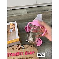 Bình sữa 3 IN 1 (Bình sữa, trữ sữa, bình tập uống nước) thumbnail