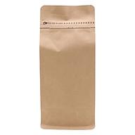 Túi Zip Giấy Kraft Đáy Bằng Pocket (13 x 26 x 8.5 cm) thumbnail