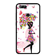 Ốp lưng cho điện thoại Huawei Honor 7X - 0225 BEAUTIFULGIRL01 - Viền TPU dẻo - Hàng Chính Hãng thumbnail