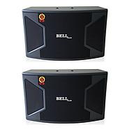 Loa nghe nhạc karaoke KMS 310 BellPlus (hàng chính hãng) 1 cặp thumbnail