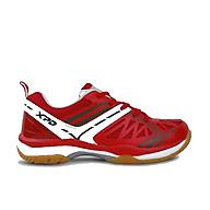 Giày cầu lông nam XPD 761 màu đỏ, chống mài mòn, bền giày, hàng có sẵn, đủ size thumbnail