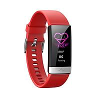 Smart Bracelet ECG & SpO2 & Blood Pressure Monitor Fitness Tracker with Heart Rate Monitor Scientific Sleep Monitor IP68 thumbnail