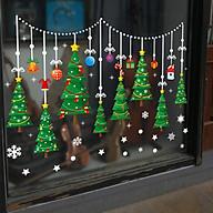 Tranh Decal Dán Kính Trang Trí Cây Thông Giáng Sinh Merry Christmas 01 thumbnail