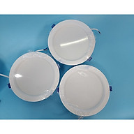 Bộ 3 đèn Led âm trần 12w ánh sáng trắng thumbnail