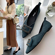 Giày Búp Bê, Giày Bệt Nữ Kiểu Dáng Nhẹ Nhàng Mery Shoes - MBS262 thumbnail