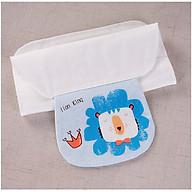 Khăn Lót Thấm Mồ Hôi Lưng Cho Bé Hình Siêu Ngộ Nghĩnh (24cm X 32cm) thumbnail