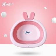 Chậu rửa mặt cho bé gập gọn hình thỏ Royalcare 8901 thumbnail