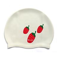 Mũ bơi cao cấp hình trái cây thumbnail