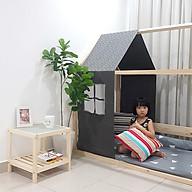 Bộ phòng ngủ giường lều Fores hình chữ nhật số 1 thumbnail