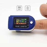 Máy đo nhịp tim và nồng độ oxy trong máu YB01 (đo nhanh chính xác, giao hàng toàn quốc) thumbnail
