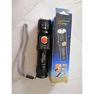 Đèn Cầm Tay Mini Led Siêu Sáng, Sạc USB - 515 thumbnail