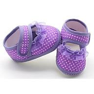 Giày tập đi cho bé gái đế mềm chống trượt họa tiết đáng yêu dn2020051801 thumbnail
