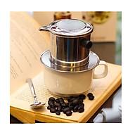 Bộ 2 Phin Pha Cafe Inox Chống Gỉ Cao Cấp Hàng VNCLC thumbnail