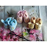 2 đôi Giày bông cho bé 3 9 tháng_BoBo_ngẫu nhiên thumbnail