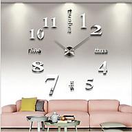 Đồng hồ 3d treo tường loại to thumbnail