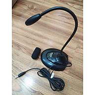 Micro Máy Tính Senicc SM-008p cổng 3.5mm chuyên dùng học trực tuyến,livestream trên PC,laptop- Hàng nhập khẩu thumbnail