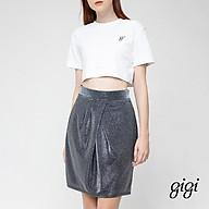 GIGI - Chân váy mini ôm body Draped Front G3301202522H-88 thumbnail