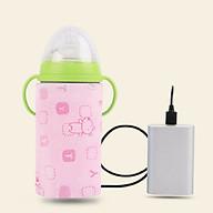 Tấm ủ bình sữa tấm ủ giữ nhiệt bình sữa cho bé thumbnail