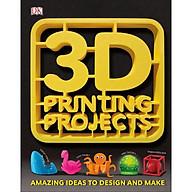 DK 3D Printing Projects thumbnail