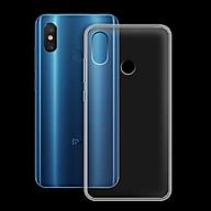 Ốp lưng cho Xiaomi Mi 8 - 01133 - Ốp dẻo trong - Hàng Chính Hãng thumbnail