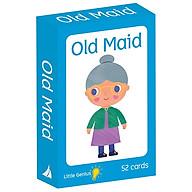 Little Genius Card - Old Maid thumbnail
