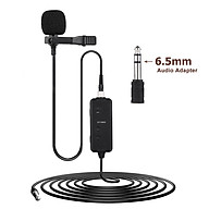 Microphone Amplifier Volume Adjustment Real-time Monitor Funtions with Monitor Earphone 3.5mm to 6.5mm Audio Adater thumbnail