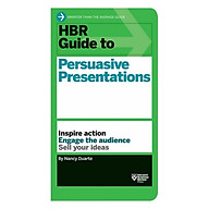Harvard Business Review Guide To Persuasive Presentations thumbnail