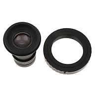 Kính Hiển Vi Adapter dành cho MÁY ẢNH DSLR Canon SLR W 9.6X + Tặng 30mm Stereo Phạm Vi Tay thumbnail