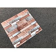Combo 10 tấm xốp dán tường giả gỗ thumbnail