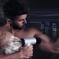 Máy Massage Cầm Tay Phục Hồi Thể Lực Chính Hãng miDoctor - Súng Massage Cầm Tay Fascial Gun thumbnail