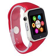 Đồng hồ thông minh A1 tặng thẻ nhớ 16GB (Đỏ) thumbnail