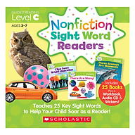 Nonfiction Sight Word Readers Level C With Cd (Student Pack) thumbnail