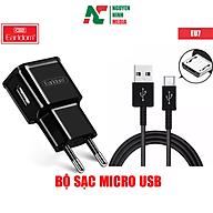 Bộ Sạc Điện Thoại Micro USB Earldom ES-EU7 (Màu Ngẫu Nhiên) - Hàng Chính Hãng thumbnail