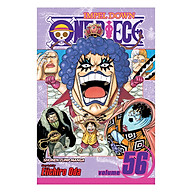 One Piece 56 - Tiếng Anh thumbnail