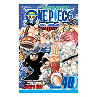One Piece 40 - Tiếng Anh thumbnail