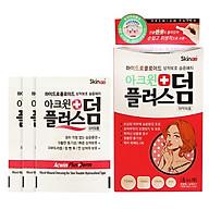 Miếng Dán Hút Mụn, Lành Vết Thương Do Mụn Skinae Acwin Plus Korea MM63 thumbnail
