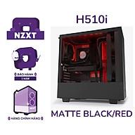 Vỏ Case Máy Tính NZXT H510i Màu Đen Đỏ - Hàng Chính Hãng thumbnail