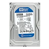 Ổ Cứng HDD Western WD 320GB Blue 3.5 inch SATA3 - Hàng Nhập Khẩu thumbnail