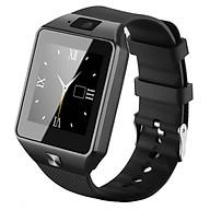 Đồng hồ thông minh DZ09 cho bé tặng thẻ nhớ 16GB (Đen) thumbnail