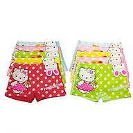 Combo 10 quần đùi mặc trong váy cho bé gái rẻ bền đẹp - màu ngẫu nhiên thumbnail