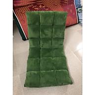 Ghế Tatami Ngồi Bệt, Tựa Lưng 5 Cấp Độ - Xanh Rêu thumbnail