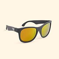 Kính chống tia cực tím có tròng kính phân cực cho bé Babiators The Islander, tráng gương cam, 3-5 tuổi thumbnail