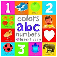 Big Board Books Colors, ABC, Numbers thumbnail