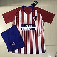(thun thái) bộ quần áo bóng đá Atlectico thumbnail